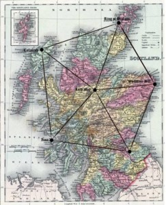 Сакральная геометрия — это вид геометрии, представляющий напряжение пространства
