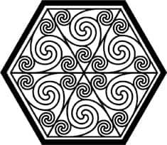 Четвертый интегральный символ ДЖ (G) представляет своеобразный конструктор излучения.