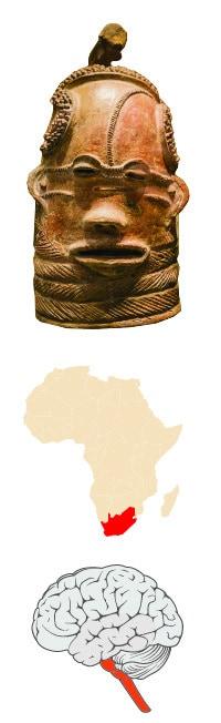 Маска кхаа (голова кой-коин, или голова Лиденбурга)