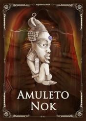 Amuleto de la tradición Nok