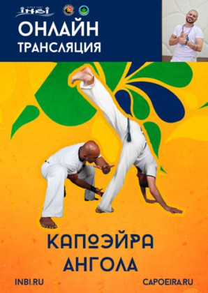 capoeira adults online