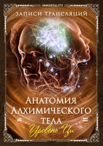 Записи трансляций «Анатомия алхимического тела. Уровень Ци»