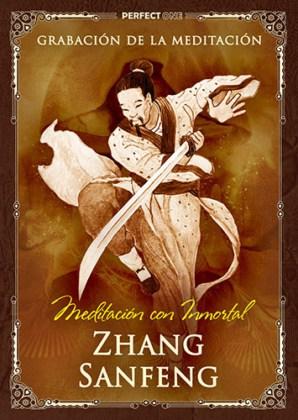 Meditación con Inmortal. Zhang Sangfeng
