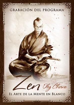 Oleg Cherne. Zen. El Arte de la Mente en Blanco. Grabación del programa